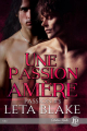 Couverture Passion, tome 3 : Une passion amère Editions Juno Publishing (Hecate) 2021
