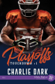 Couverture Touchdown, tome 1 : Playoffs Editions Juno Publishing (Daphnis) 2021