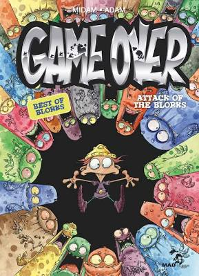 Couverture Game Over: Attack of the Blorks