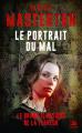 Couverture Le portrait du mal Editions Bragelonne (Terreur) 2021