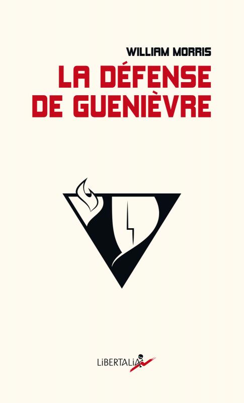 Couverture La défense de Guenièvre