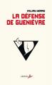Couverture La défense de Guenièvre  Editions Libertalia 2021