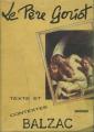 Couverture Le Père Goriot Editions Magnard 1985