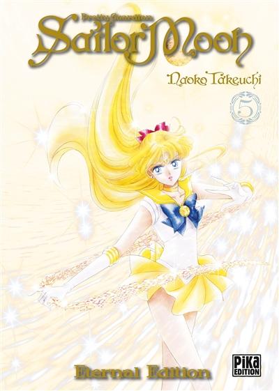 Couverture Sailor Moon : Eternal Edition, tome 5 : Pretty Guardian