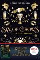 Couverture Six of Crows, tome 2 : La cité corrompue Editions Milan 2021