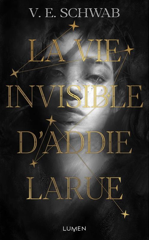 Couverture La Vie invisible d'Addie Larue