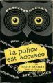 Couverture La police est accusée Editions Flammarion 1951