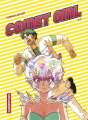 Couverture Comet girl, tome 2 Editions Casterman (Sakka) 2021