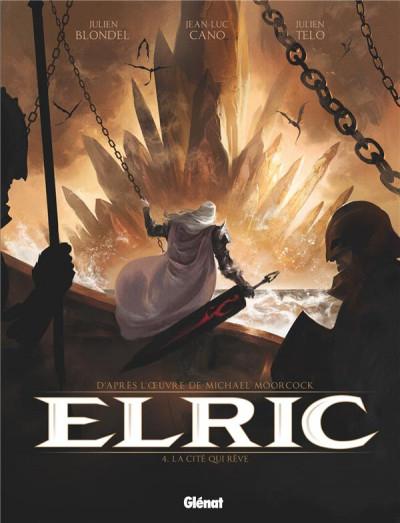 Couverture Elric, tome 4 : La cité qui rêve