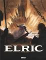 Couverture Elric, tome 4 : La cité qui rêve Editions Glénat 2021