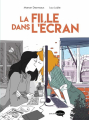 Couverture La Fille dans l'écran Editions Marabout 2019