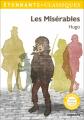 Couverture Les Misérables, extraits Editions Flammarion (Étonnants classiques) 2013