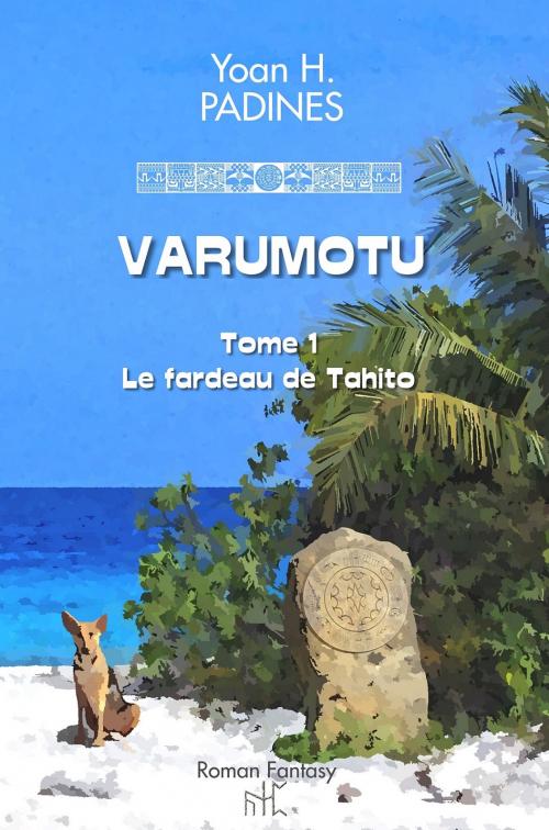 Couverture Varumotu, tome 1 : Le fardeau de Tahito