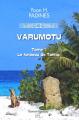Couverture Varumotu, tome 1 : Le fardeau de Tahito Editions Autoédité 2021