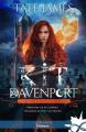 Couverture Kit Davenport, tome 1 : La Vengeance du renard Editions Infinity (Onirique) 2021
