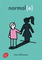 Couverture Normal(e) Editions Le Livre de Poche (Jeunesse) 2021