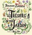 Couverture Les trésors de mon jardin Editions Gründ 2021