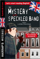 Couverture The mystery of the speckled band Editions Harrap's (Read in English) 2020