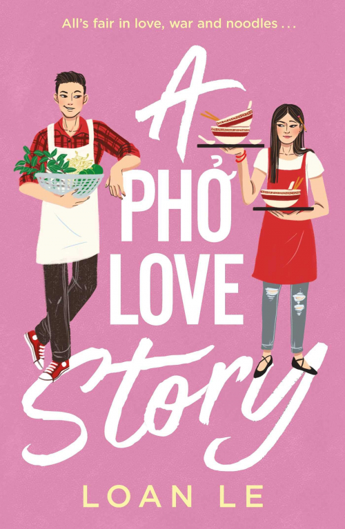 Couverture A Pho Love Story