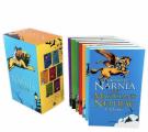 Couverture Le monde de Narnia, intégrale Editions HarperCollins (Children's books) 1997
