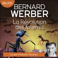 Couverture La trilogie des fourmis, tome 3 : La révolution des fourmis Editions Audiolib 2021