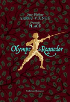 Couverture Olympe de Roquedor