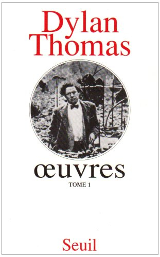 Couverture Oeuvres, tome 1