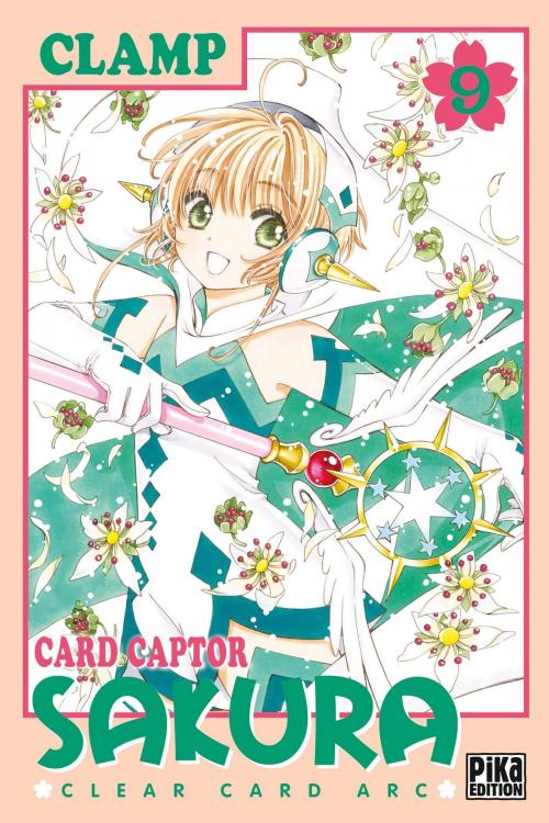 Couverture Card Captor Sakura : Clear Card Arc, tome 9