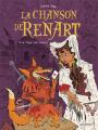 Couverture La Chanson de Renart, tome 2 : La Magie sans miracle Editions Gallimard  (Bande dessinée) 2021