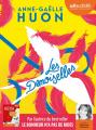 Couverture Les Demoiselles Editions Audiolib 2021