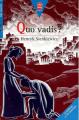 Couverture Quo vadis ? Editions Le Livre de Poche (Jeunesse) 1996
