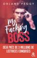 Couverture My Fucking Boss Editions Harlequin (&H) 2021