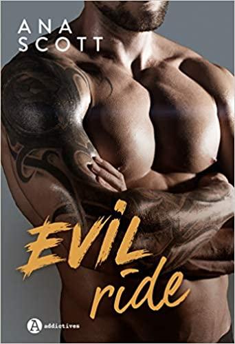 Couverture BlackAngels, tome 4 : Evil Ride