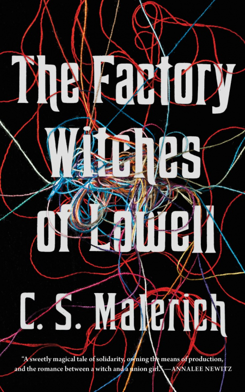 Couverture The Factory Witches of Lowell