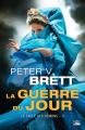 Couverture Le cycle des démons, tome 3 : La guerre du jour Editions Bragelonne (Fantasy) 2015