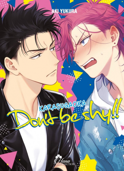 Couverture Karasugaoka : Don't be shy!!, tome 1