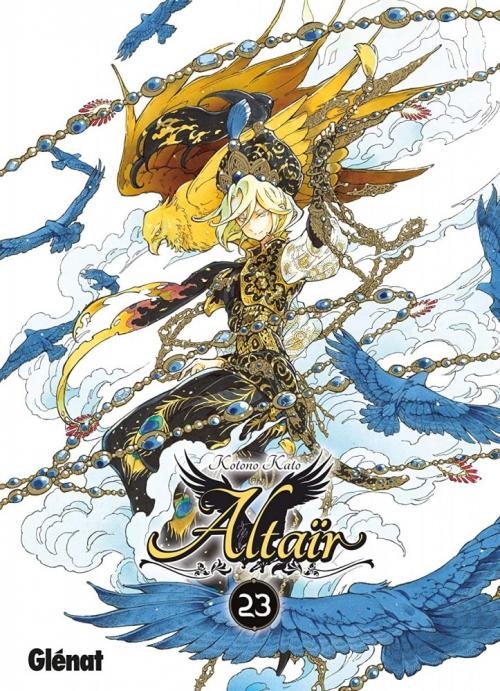 Couverture Altaïr, tome 23
