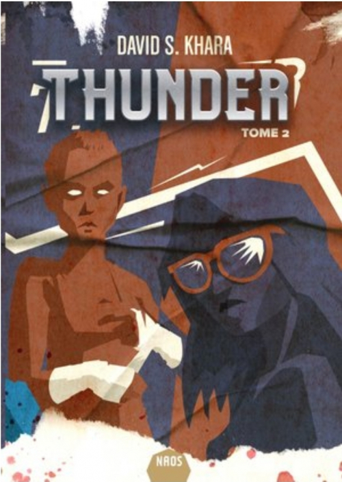 Couverture Thunder, tome 2
