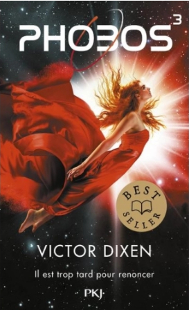 Couverture Phobos, tome 3