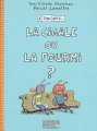 Couverture A ton avis... La cigale ou la fourmi? Editions Casterman 2004