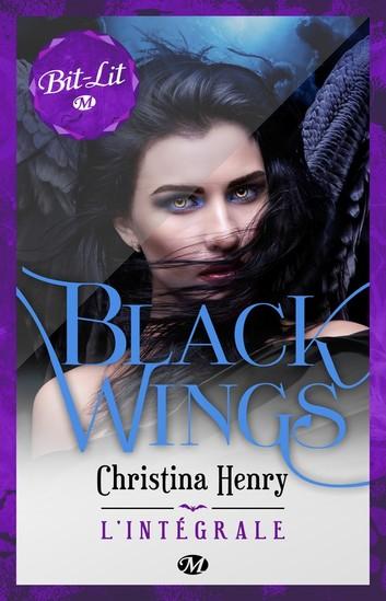 Couverture Black Wings, Intégrale