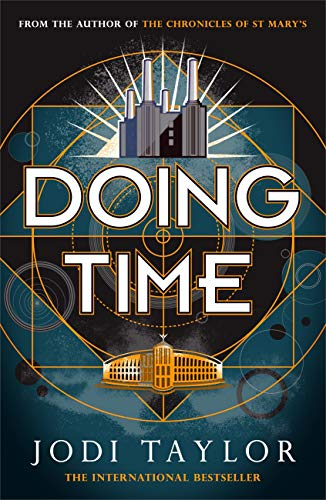Couverture The Time Police, book 1: Doing Time