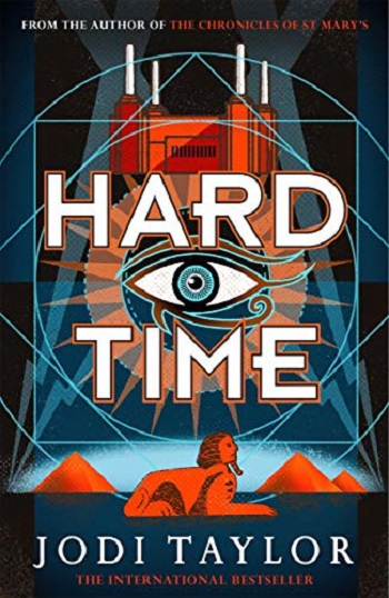 Couverture The Time Police, book 2: Hard Time