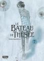 Couverture Le bateau de Thésée, tome 07 Editions Vega / Dupuis 2021