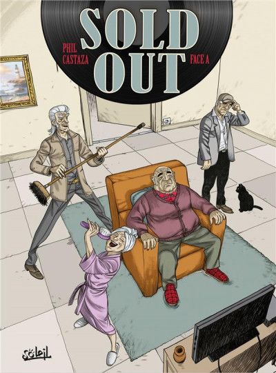 Couverture Sold Out, tome 1