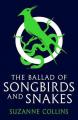 Couverture Hunger Games : La ballade du serpent et de l'oiseau chanteur Editions Scholastic 2021