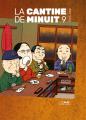 Couverture La cantine de minuit, tome 09 Editions Le lézard noir 2021