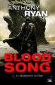 Couverture Blood song, tome 2 : Le seigneur de la tour Editions Bragelonne (Poche) 2019
