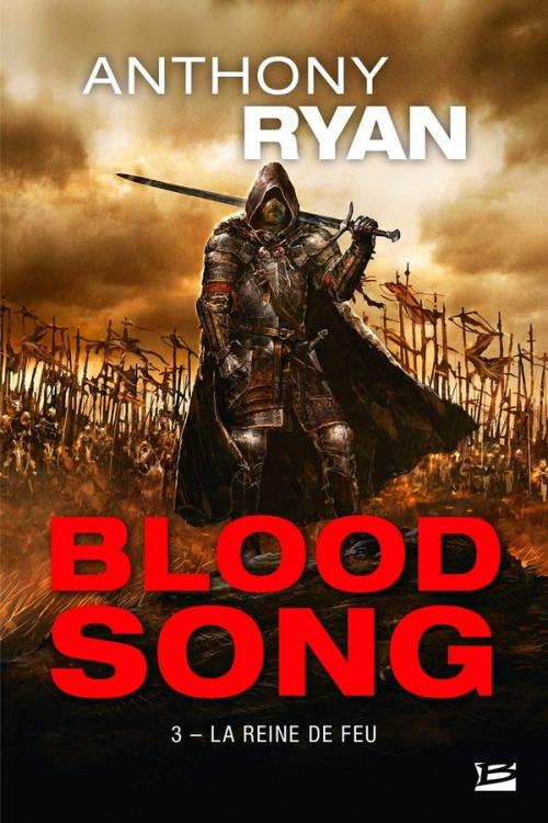 Couverture Blood song, tome 3 : La reine de feu