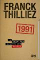 Couverture 1991 Editions 12-21 2021